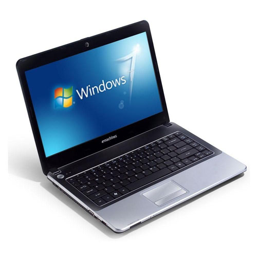 Notebook Acer eMachines E640  Download drivers for Windows