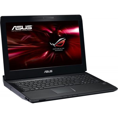 Notebook Asus ROG G53JW. Download Drivers For Windows 7
