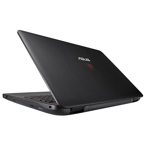 Notebook Asus ROG G551JX. Download Drivers For Windows 8.1