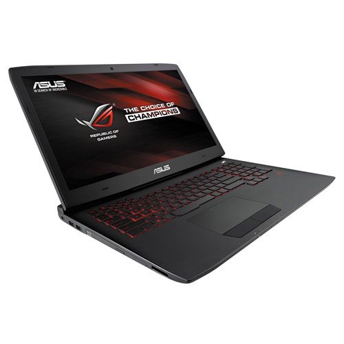 Notebook Asus ROG G751JT. Download Drivers For Windows 7