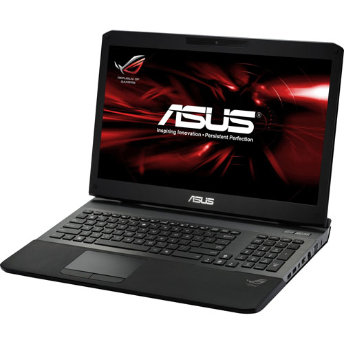 Notebook Asus ROG G75VW. Download Drivers For Windows 7