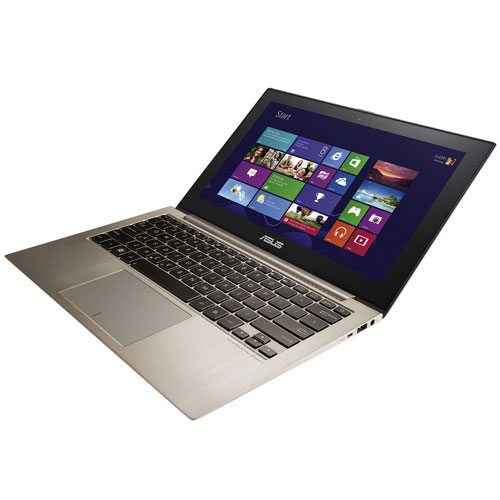 Asus Zenbook About Notebook