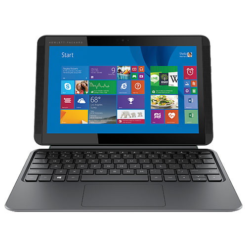 Hybrid notebook HP Pavilion x2 10-k010nr. Download drivers ...