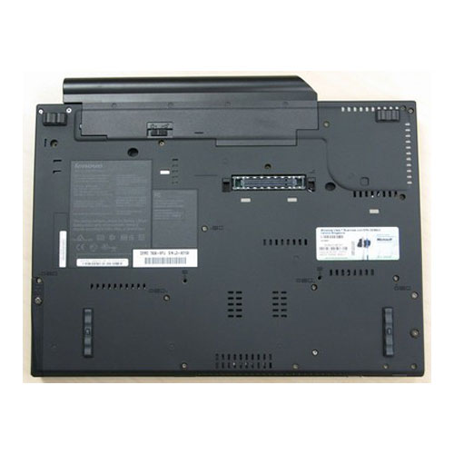 Notebook Lenovo ThinkPad T61. Download drivers for Windows XP