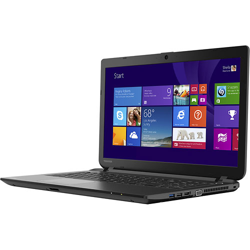 Notebook Toshiba Satellite C55-B5296. Download drivers for Windows 7