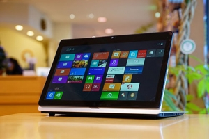 Review and specs of the hybrid laptop Sony VAIO Fit 15A (SVF15N17CXB)