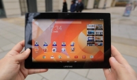 Medion LifeTab S10346 (MD 98992) - review and specifications of budget 10-inch tablet PC