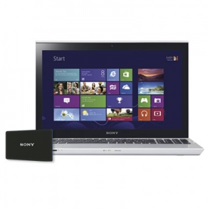 Ultrabook Sony VAIO SVT15115CXS. Download drivers for Windows 7 / Windows 8 (32/64-bit)