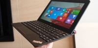 Lenovo ThinkPad 10 - review and specifications of 10-inch tablet