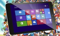 MSI S80 Note - review and specs of 8-inch Windows tablet