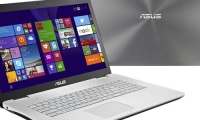 Asus N751JK - review and specifications of 17-inch multimedia laptop